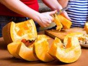 Как приготовить постные оладьи из тыквы?