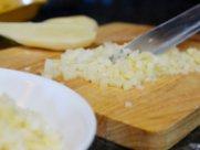 Манты: рецепт с картошкой и грибами