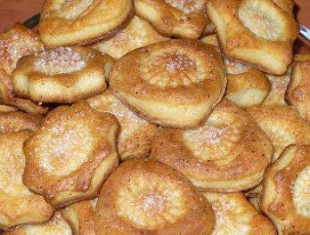 рецепт печенья из творожной массы