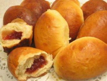 Как приготовить пирожки с повидлом