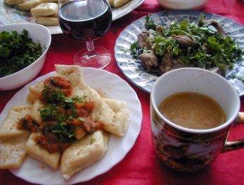 Вторые блюда с фаршем в горшочках рецепты с фото