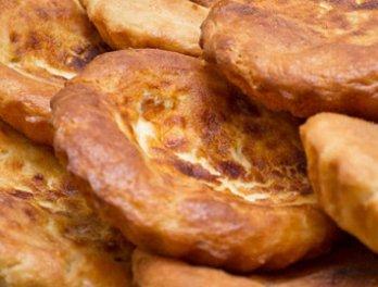 Картофельные наливные шаньги: рецепт